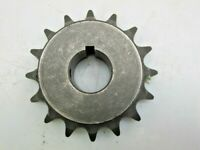 "Sprocket   60 pitch   16 tooth   1-3/16"" bore   Martin  60BS16HT 1-3/16"