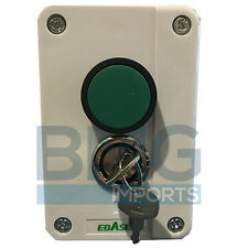 Gate Opener Access Keyed Push Button - Open/Exit button