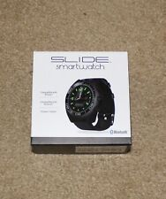 SLIDE SMARTWATCH BLUETOOTH COMPATIBLE WITH IPHONE AND ANDROID BRAND NEW