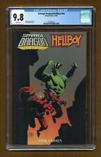 Savage Dragon/Hellboy TPB (Image) #1-1ST 2002 CGC 9.8 2016464022