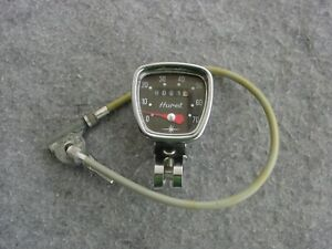 Huret Tacho Bonanzafahrrad 20 inch Well Preserved 60 Km/H Loose Trapez Obsolete