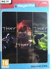 THIEF TRIPLE PACK (MEGAHITS). JUEGO PC. NUEVO, PRECINTADO.