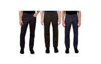 NEW!! Weatherproof Men's The Journey 5-Pocket UV Protection Lightweight Pants