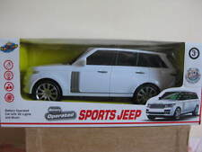 SPORTS  JEEP  battery operated car 3+
