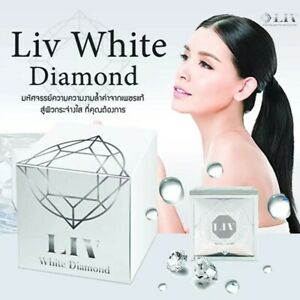 Liv White Diamond Skin Smooth Face Care Whitening Cream Serum Anti Aging Wrinkle