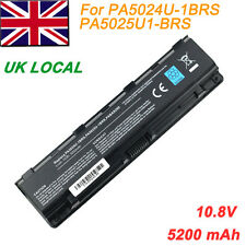 6 Cell Laptop Battery for Toshiba PA5024U-1BRS Satellite PRO C850 L850 L870 M800