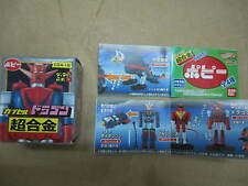 Bandai Gashapon Chogokin CGA-19 Getter Robo G Dragon Super Robot Wars Figure