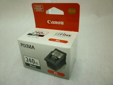 NEW IN BOX OEM GENUINE CANON 240XL BLACK INK CARTRIDGE PIXMA PRINTER