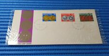Singapore First Day Cover - 1972 Singapore Coin Series ( 15, 35 Cents and $1 )