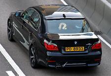 BMW E60  DACH SPOILER DACHSPOILER