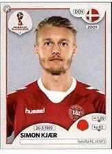 panini 2018 world cup sticker number 256 Simon kjaer