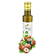 Certified Organic Cold Pressed Hazelnut Oil 250ml Biopurus