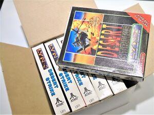 Brand New Atari Lynx Desert Strike Atari Lynx Video Game System