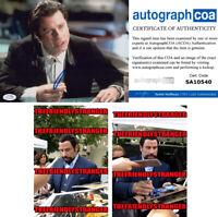 "JOHN TRAVOLTA signed Autographed ""PULP FICTION"" 8X10 PHOTO C - PROOF - ACOA COA"