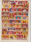 Old Lot of Matchbox Labels Mainly Japan (Occupied as well !) China /+ 130 pieces