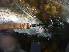 Spey Fly Fishing Rod Irideus Custom Switch Steelhead Trout Salmon Skagit Scandi