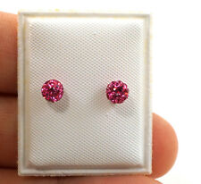 Toddler Earrings with safety backs - 4mm Ball