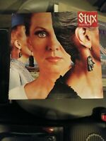 Pieces of Eight by Styx LP GATEFOLD WHITE LABEL PROMOtional promo