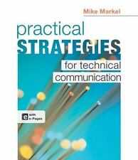 """Practical Strategies for Technical Communication by Markel, """"Evaluation Copy"""""""