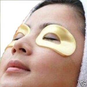 Anti-Wrinkle Dark Circle Gel Collagen Circle Eye Patches Pad x10 pairs USA STOCk
