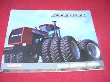 Case International 9330 9350 9370 9380 Tractor Dealer's Brochure