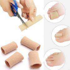 Farbic Gel Tube Bunion Toes Separator Calluses Corns Blister Protector Cap Cover