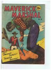 Page Publications Maverick Marshal #29 Fine- 1970 Australian