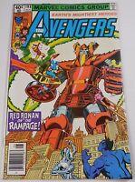 AVENGERS #198  PEREZ ART NM  9.4/9.6