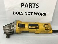 DeWalt Corded 7 amps 4-1/2 in. Small Angle Grinder DWE4011 T162