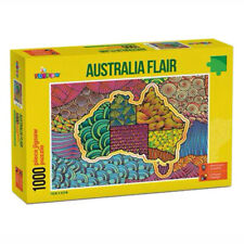 Funbox Australia Flair 1000 Piece Jigsaw Puzzle NEW