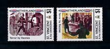 [76350] St. Vincent & Gren. World War II Netherlands Terror by Razzias  MNH