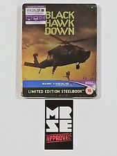 Black Hawk Down Limited Edition Blu-ray Steelbook (Import) Region Free New