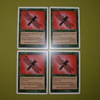 Giant Growth x4 Deckmasters 4x Playset Magic the Gathering MTG