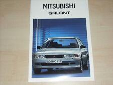 61392) Mitsubishi Galant Prospekt 03/1988