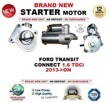 FOR FORD TRANSIT CONNECT 1.6 TDCi 2013-ON NEW STARTER MOTOR 1.2kW 11Teeth