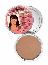 TheBalm cosméticos Manizer Resaltador, Shadow - & Brillo