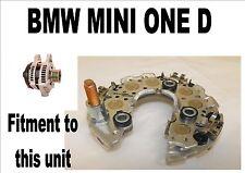 BMW MINI ONE D R50 R53 2003 2004 2005 2006 ALTERNATOR RECTIFIER DENSO BRAND NEW