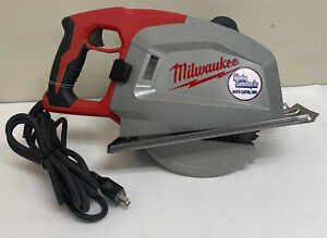 Pre Owned - Milwaukee 8in. 15.0 Amp Dry-Cut Metal Cutting Saw 6370-20