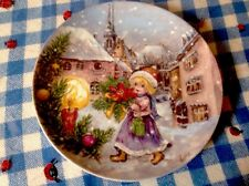 Goebel 1982 First Edition A Gift Of Joy Christmas Plate