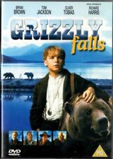 "Grizzly Falls [DVD-2002] Region 2.""STORY OF A GRIZZLY BEAR & A BOY"" NEW & SEALED"