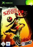 Microsoft Xbox Spiel - FIFA Street 2 mit OVP