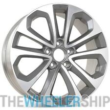 "18"" x 8"" Replacement Wheel for Honda Accord 2013-2015 Rim 64048 Open Box"