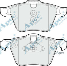 FRONT BRAKE PADS FOR FORD MONDEO TURNIER GENUINE APEC PAD1494
