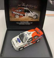 Ford Escort WRC catalunya Costa Brava 1997 1/32 Slot NEW