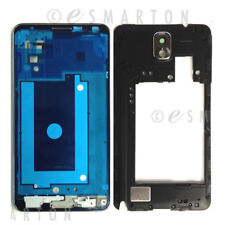 Samsung Galaxy Note 3 N900A/V/T/P Rear Housing Back Frame Front Face Mid Cover