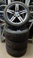 4 BMW Winterräder Styling 379 225/45 R17 M+S 1er F20 F21 2er F22 6850151 DEMO