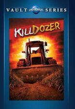 KILLDOZER (1974 Clint Walker) - Region 1 DVD - Sealed