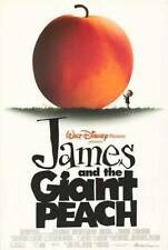 JAMES AND THE GIANT PEACH-orig D/S 27x40 Movie Poster A