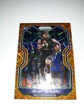 New listing DeeJay Dallas Rookie RC Orange Lazer Prizm 2020 Prizm #390 Seahawks Mint
