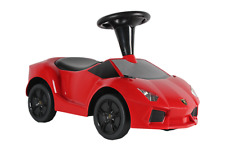 Licensed Lamborghini Push car Ride On Car, Red